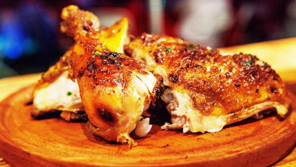 Menu siloebarygrill - Salsa para pollos asados ...